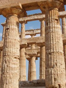 Paestum Temple