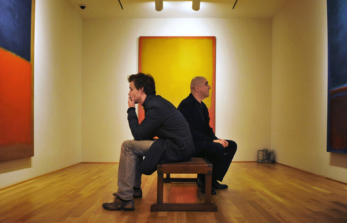 Actors. Field Trip  The Rothko Room at the Phillips Collection   The