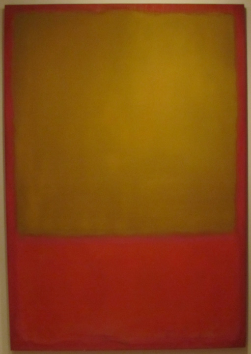 It surprised me. Field Trip  The Rothko Room at the Phillips Collection   The